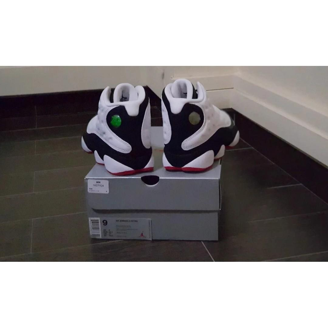competitive price 5dd72 67eb5 Nike Air Jordan 13 He Got Game, Men's Fashion, Footwear ...
