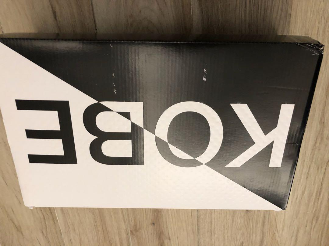 Nike Kobe KD NXT 360 Infrared AQ1087 100