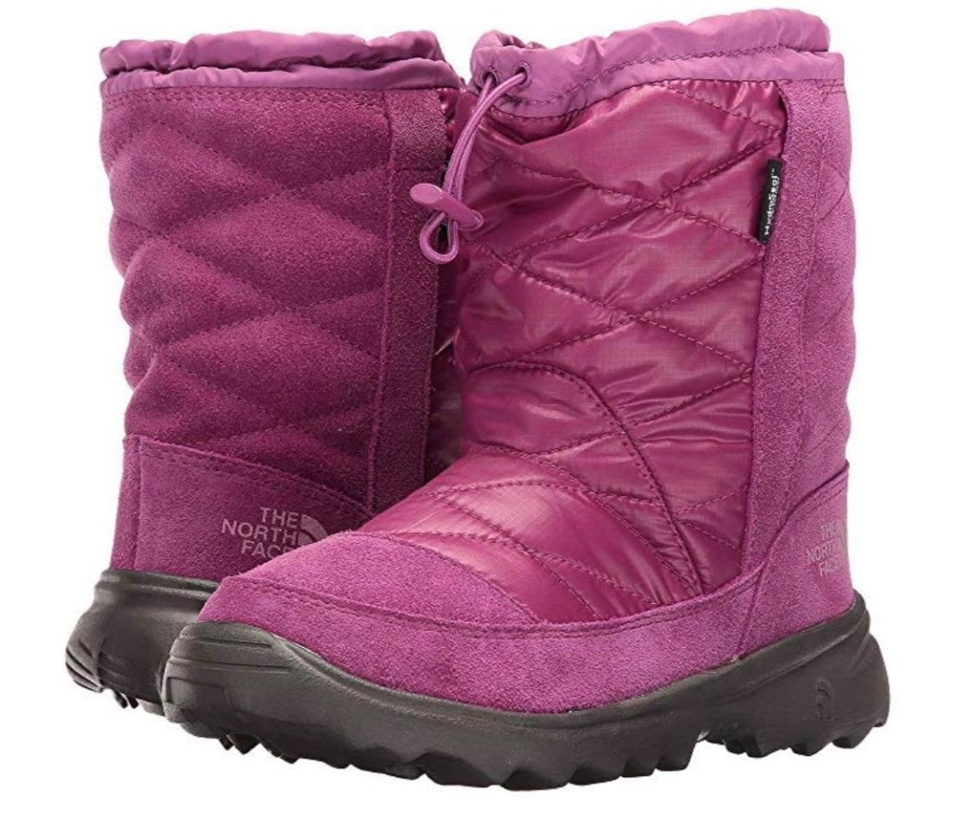 8aebae1b58a2f North Face Kids Winter Camp Waterproof Boots
