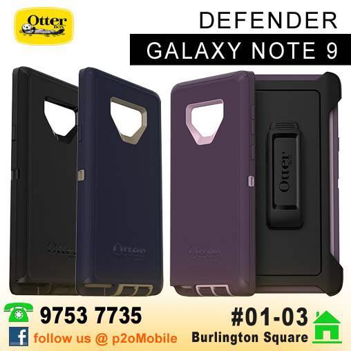 new style 14eb7 4c2dd [Note 9] Otterbox Defender for Samsung Note 9