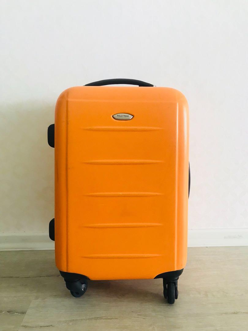f0c0049d2b75 Polo Team luggage