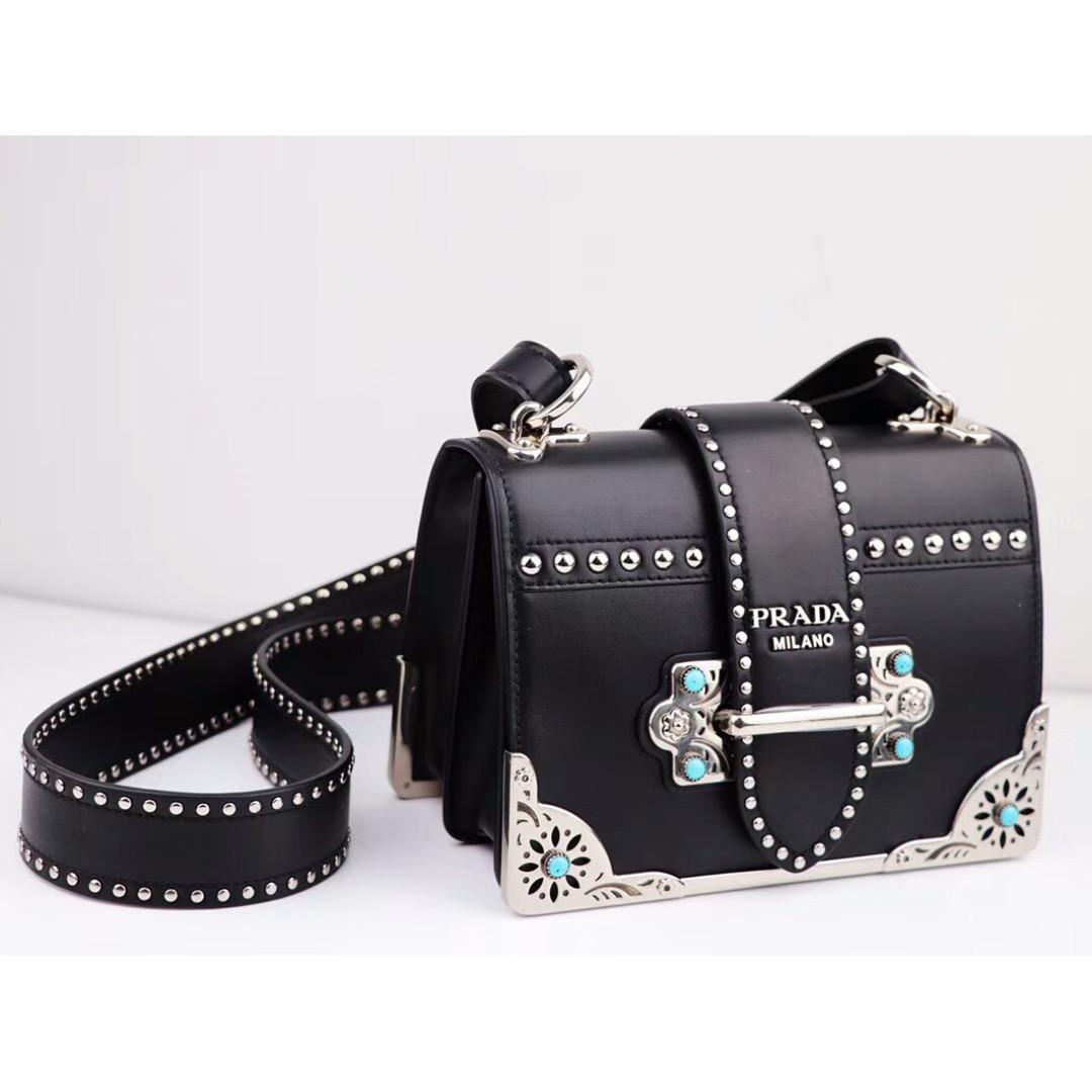 087254c5dbc0 Prada Black Satchel Bag Women S Fashion Bags Wallets Handbags