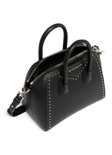 59ae513774 RARE!   PRICE REDUCED  GIVENCHY Antigona Medium Studded Satchel Bag ...