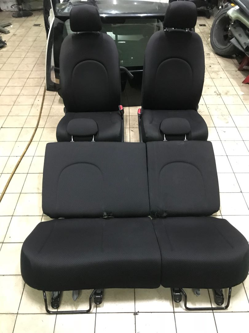 Seat passo red dot kepala bulat PNP Myvi all model