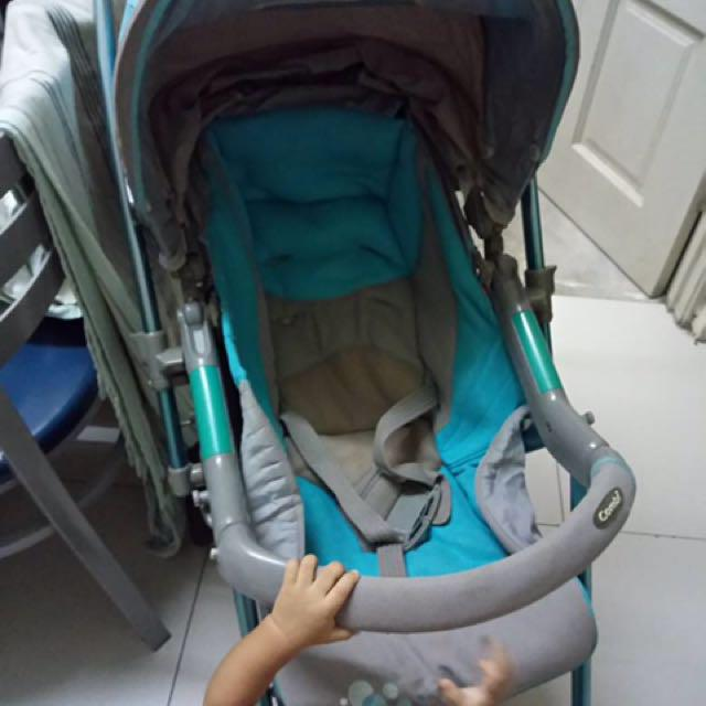 Stroller Car Seat Bouncer