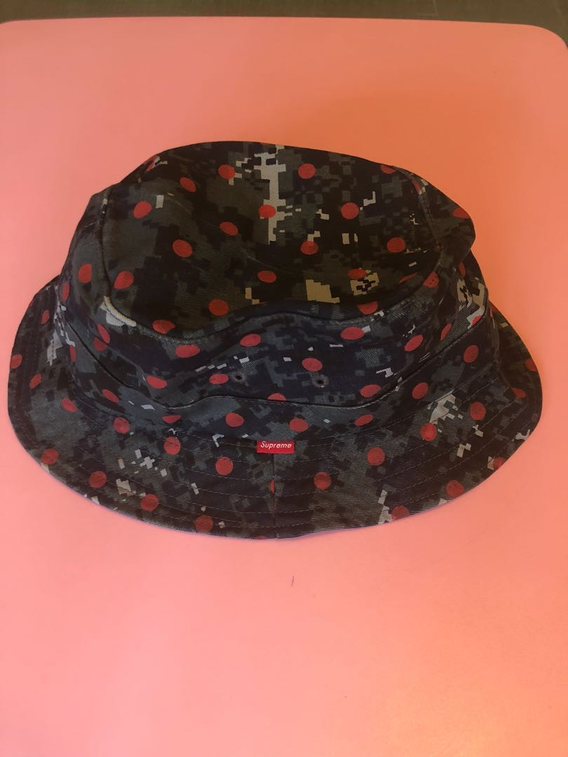 c4c9d152689 Supreme x Comme des Garçons bucket hat Size M L