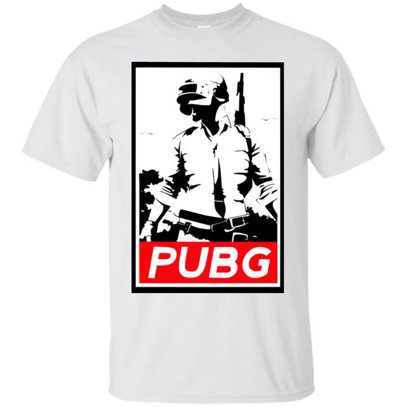 435d05c8 T-shirt PUBG design, Men's Fashion, Clothes, Tops on Carousell