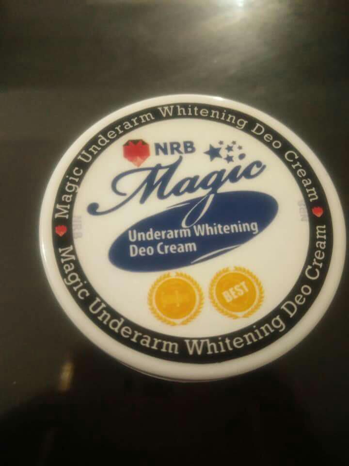 Whitening Underarm Cream