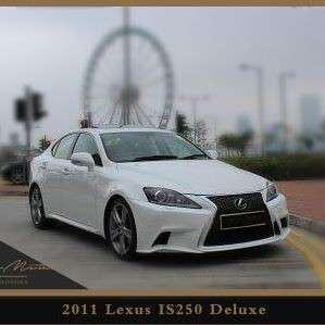 LEXUS IS250 Deluxe 2011