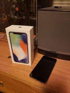 Iphone X 256gb fu