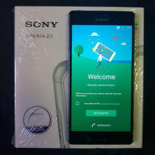 Good Condition Used SONY XPERIA Z3