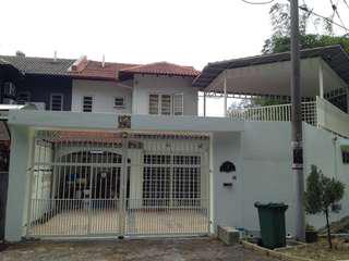 Double storey Corner unit (Gated and Guarded)