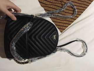 Victoria's Secret backpack mini black