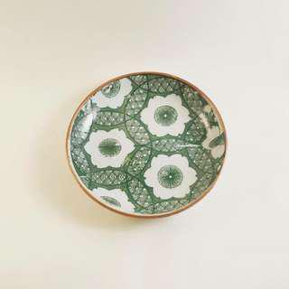 綠色櫻花盤