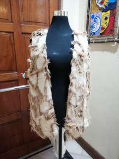 S to M Fur Vest, Winter Vest