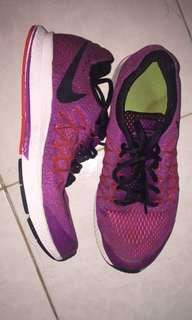 Nike zoom running