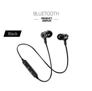 Ready Guys!!! Headset Bluetooth Magnetic 4.1 Super Bass