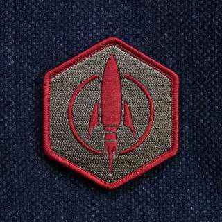 PDW - Rocket Badge V2