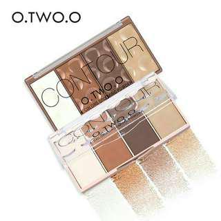 O.TWO.O Brand Face Make Up Waterproof Grooming Powder