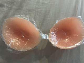 New nude bra