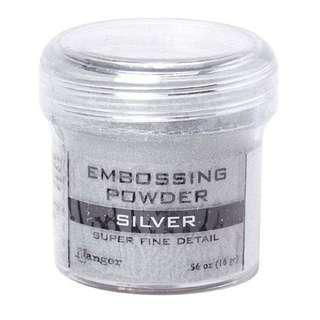 🌸 Ranger Embossing powder - Silver 21g