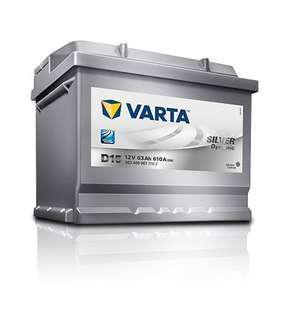 Varta EFB Car Battery M42 Silver Dynamic for New Perodua Myvi