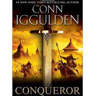 Conqueror by Conn Jggulden