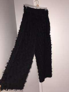 🌼H&M self tie culottes