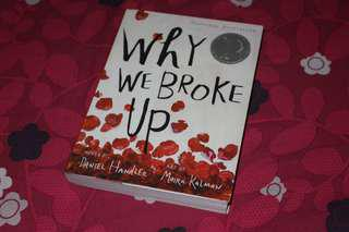 Why We Broke-Up by Daniel Handler