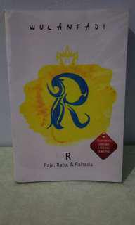 R novel by Wulanfadi