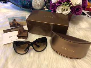Gucci Horsebit Sunglass