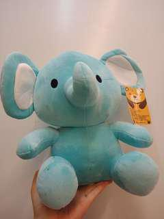 🚚 可愛大象玩偶
