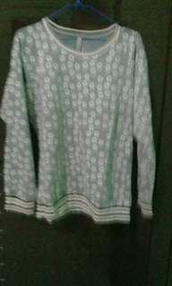 Sweater Wanita Dissey Fit to XL