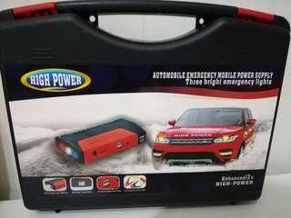 Powerbank for jumpstart car & motor