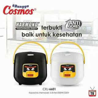 COSMOS Rice Cooker Magic Com CRJ 6601