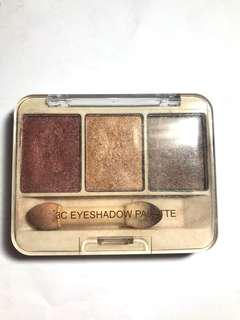 3C EYESHADOW PALLETE