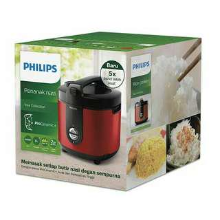 PHILIPS Rice Cooker 2 L HD3132/32