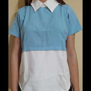 Atasan blouse kemeja wanita