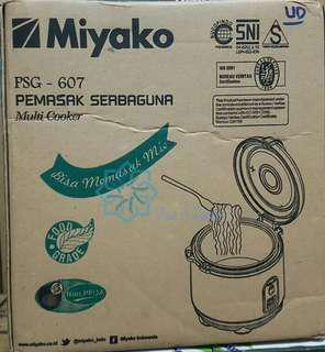 Rice Cooker MIYAKO Tipe: PSG 607