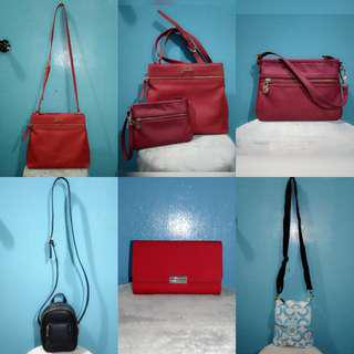 Authentic Bags and Wallets