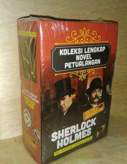 BOXET SHERLOCK HOLMES (Novel) isi 5 buku