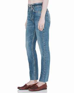 Cotton On Straight Leg High Waist Jeans