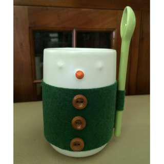 Starbucks Mug Snowman
