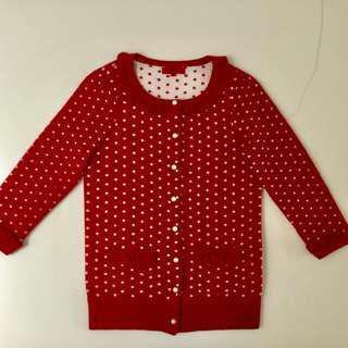 Nicholas & Bear Girls' Sweater Size 8 - Good Condition