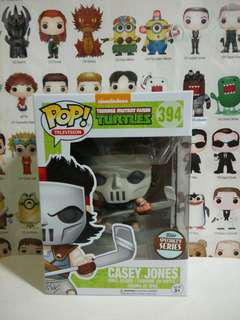 Funko Pop Casey Jones Exclusive Vinyl Figure Collectible Toy Gift Movie Comic Ninja Turtles Cartoon Speciality Series