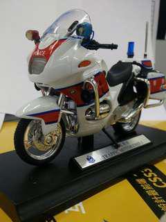 警察交通電單車(閃燈警號版本)