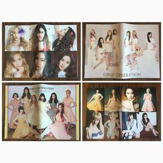 🚚 snsd / tts posters