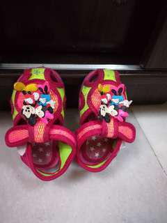 2 pairs Girl Shoes