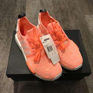 {US 7.5} Adidas NMD R1 Women's SUN GLOW