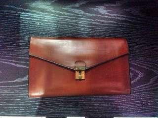 Handbag / tas tangan kulit